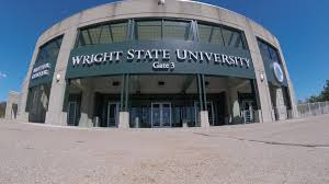 Photo of Wright State University Student Union Building Entrance
