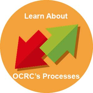 Learn About OCRC Processes